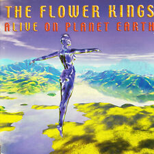 The Flower Kings - Alive on Planet Earth (2CD,Live)