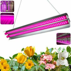 2000W LED Grow Light Tube Strip Full Spectrum Lamp for Indoor Plants Flower UK