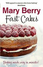 Fast Cakes by Berry, Mary Paperback Book The Fast Free Shipping