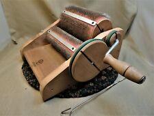"""Ashford Drum Carder ~ Fiber Preparation for Spinning ~ 8"""" Drums"""