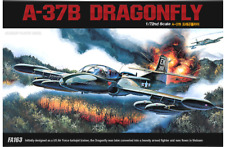 1/72 A-37B DRAGONFLY / Academy Model Kit / #12461