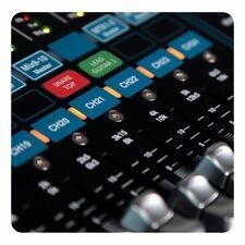 Magnetische Etiketten für Allen & Heath Qu-16/24/32 Mixer
