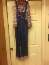 Child's Play Chucky Costume Boys Medium Large M L