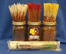 Magic Garden Scented Wild Berry Incense Sticks 100 Pack Piranha Records