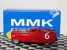 MMK Alfa Bat coche MMK 70 #6 Rojo Resina le 1:32 Ranura Nuevo Y En Caja