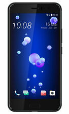 HTC U 11 - 64GB - Brilliant Black (O2) Smartphone