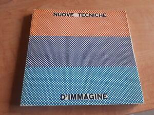 NUOVE TECNICHE D'IMMAGINE - San Marino - Alfieri Edizioni d'arte 1967