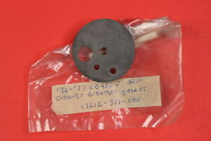 NOS HONDA AIR CLEANER GASKET, BREATHER CB400F 17272-377-000