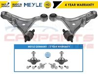 FOR VOLVO S60 V70 FRONT LEFT RIGHT MEYLE LOWER WISHBONE CONTROL ARM BALL JOINTS