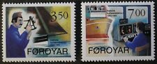 Centenary, (1993) of Faroese nautical school stamps, 1994, Faroe Islands, MNH
