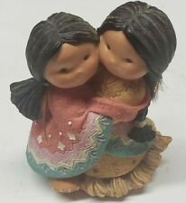 "Friends of the Feather ""Gotta Have a Hug"" Figurine Enesco - # 115746"
