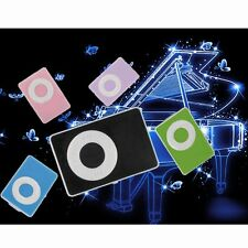 Up To 1--16GB Digital Fashion Mini Clip Music Player TF Memory Card MP3