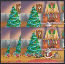 R434. 5x Grenada - MNH - Animation - Disney - Christmas - Bl.