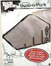 Tech deck Tony Hawk Build-a-Park Bank Ramp/Rampe * avec bonus Sticker