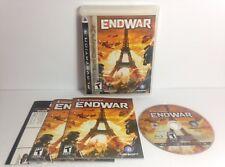 PS3 Endwar ( Sony PlayStation 3)