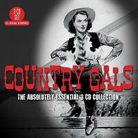 Various Artists - Country Gals: Absolutely Essential [New CD] UK - Import