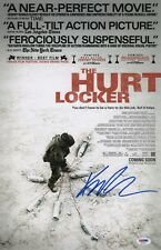 KATHRYN BIGELOW SIGNED THE HURT LOCKER 11X17 MOVIE POSTER PSA COA AD74541
