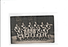 STAFFORDSHIRE. TETTENHALL COLLEGE. 1926. HOCKEY TEAM. SPORT.