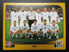 Panini 2010 South Africa World Cup Stickers Swiss Edition 201~409 Variants (ef3)