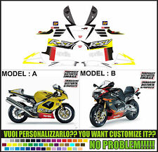 kit adesivi stickers compatibili rsv 1000 r 2002