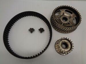 2013 Polaris Pro RMK 800 #2 Quick Drive Belt System Belt Sprockets Gears