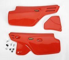 Side Panels Maier Mfg Orange 206117 For Honda XR250R XR350R XR600R