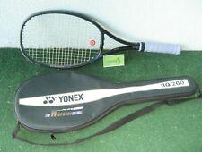 "YONEX RQ-260   90's Players Stick!!  Grip 4 1/2"". Japan"