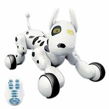 Hi-Tech Wireless Remote Control Robot Interactive Puppy Dog For Kids,