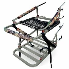 Climbing Tree Stand Folding Portable Climber Hunting Deer Bow Archery Treestand