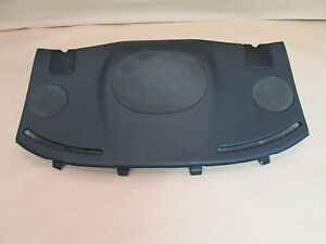 Maserati Gran Tusismo - Rear Under Window Panel - Black # 69972800