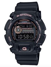 Casio G-Shock * DW9052GBX-1A4 Digital Black & Rose Gold Watch COD PayPal