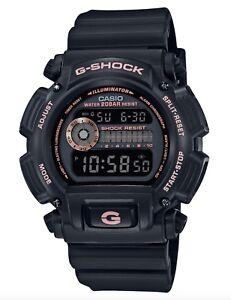 Casio G-Shock * DW9052GBX-1A4 Digital Black & Rose Gold Watch COD PayPal