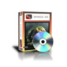 Beginner to professional 3D Rendering, Modeling & Animation Software CDROM