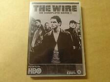 5-DISC DVD BOX / THE WIRE - SEIZOEN 1