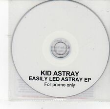 (DV163) Kid Astray, Easily Led Astray EP - 2013 DJ CD