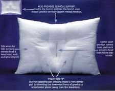 Arc4life Cervical Linear Traction Pillow w Dust Cover LARGE 4 Neck & Disc Pain