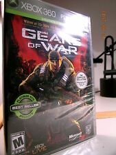 GEARS OF WAR w/ALL MULTIPLAYER MAPS, XBOX 360 & XBOX ONE, NEW & MINT, FREE SHIP!