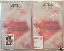"LITFIBA ""17 RE"" doppia musicassetta sigillata"