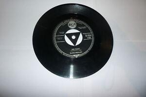"ELVIS PRESLEY - One night - Scarce 1959 UK 7"""