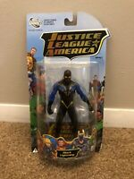 DC Direct Justice League Of America series 1 Black Lightning action figure