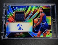 2019-20 PANINI SELECT BASKETBALL ROOKIE RC PATCH AUTO RPA TIE DYE #/25 BOL BOL!