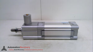FESTO DNC-63-80-PPV-A-KP, DOUBLE-ACTING CYLINDER, BORE SIZE: 63MM, NEW* #236942