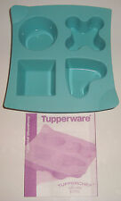 Tupperware Aquamarine Silicone Baking Form