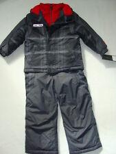 NWT Boys Zero XPosur Snow Suit Size 4 Jacket Coat Bibs Pants Snowsuit Winter NEW