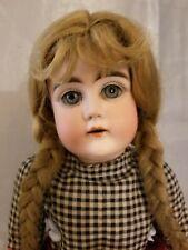 Antique German Kestner Letter Series  Bisque Socket Head Doll Fully Jointed Body