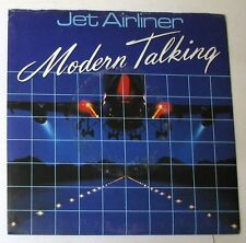 "MODERN TALKING - JET AIRLINER - VOCAL / INSTRUMENTAL - 45gg 7"" NUOVO"
