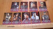 Xena Kevin Smith Tribute card set KS1-KS9 set complete insert cards
