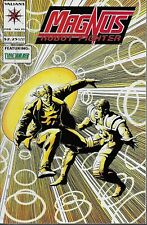 Magnus Robot Fighter No.33 / 1994 Timewalker / John Ostrander & Jim Calafiore
