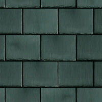 1/12 Dolls House Dark Grey Roof Slates Tiles Embossed A3 Paper Card DIY766A