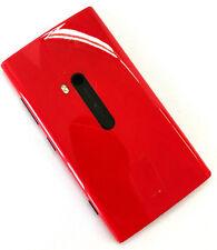 Original Nokia Lumia 920 Back Cover Akkudeckel Akku Deckel Back Glas Rot